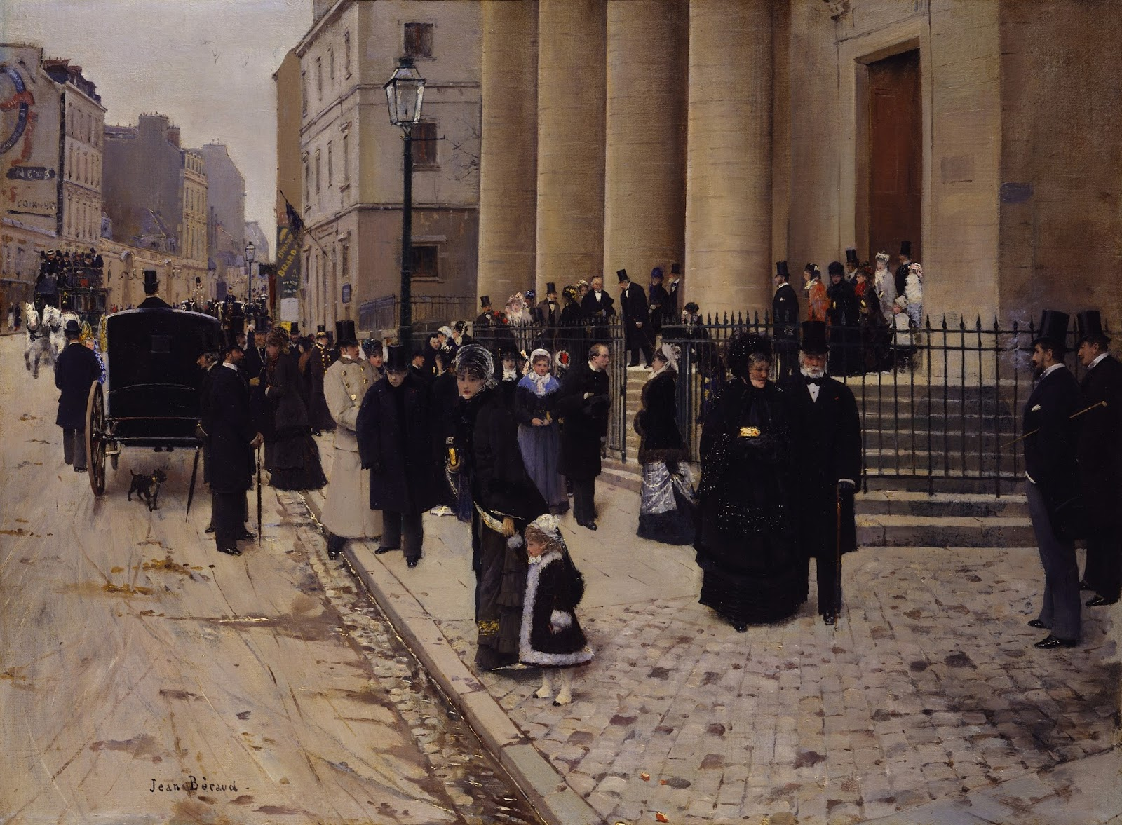 Jean    C Araud  The  Church  of  Saint Philippe du Roule