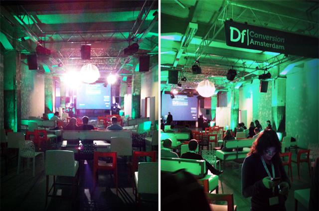 Discobal Met Licht : Event: design for conversion duwtje