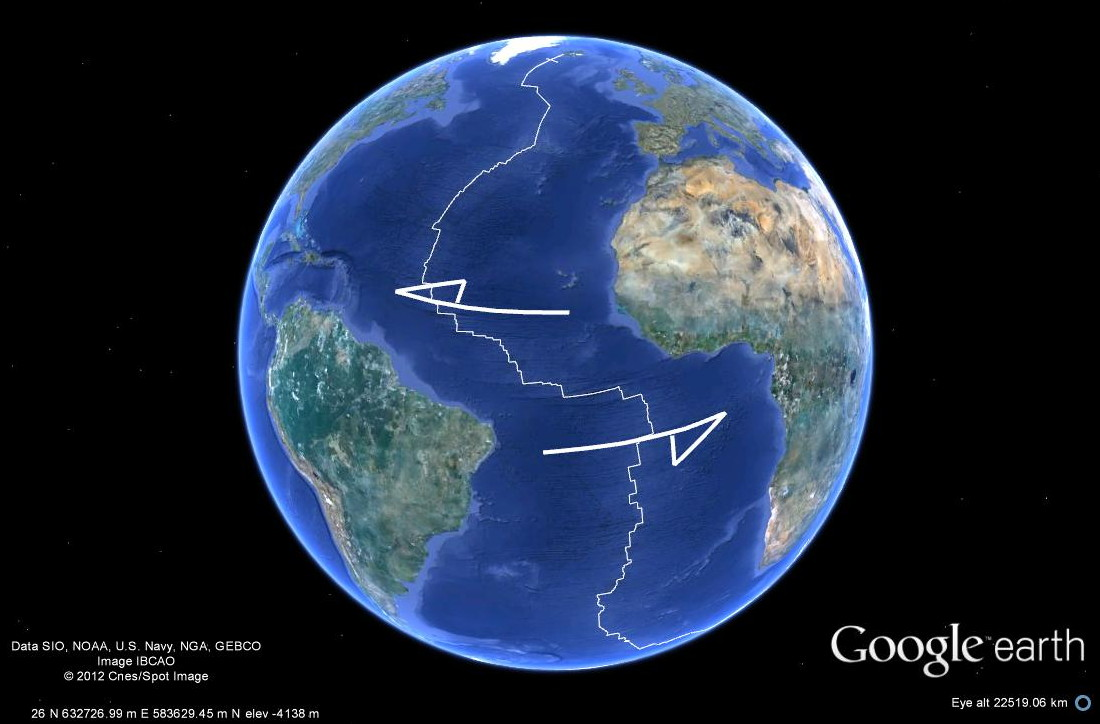 Plate Tectonics...