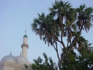 Great Mosque in Asmara - Eritrea