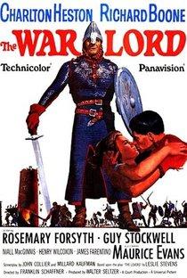 THE WAR LORD - O SENHOR DA GUERRA - 1965
