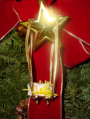 Star of Bethlehem ornament 1