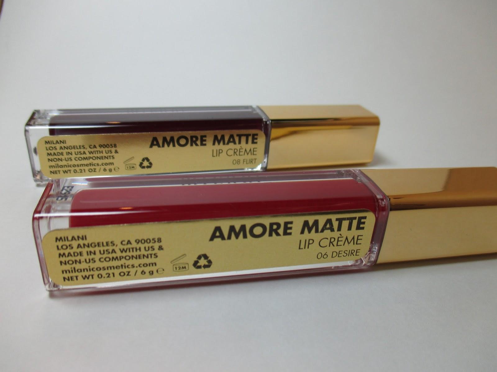 milani matte lip creme flirt Milani amore matte lip creme in 11 precious, & 12 loved amore matte metallic lip creme in 04 cinemattic, 13 overdramattic, 06 mattely in love and 10 pretty problemattic.