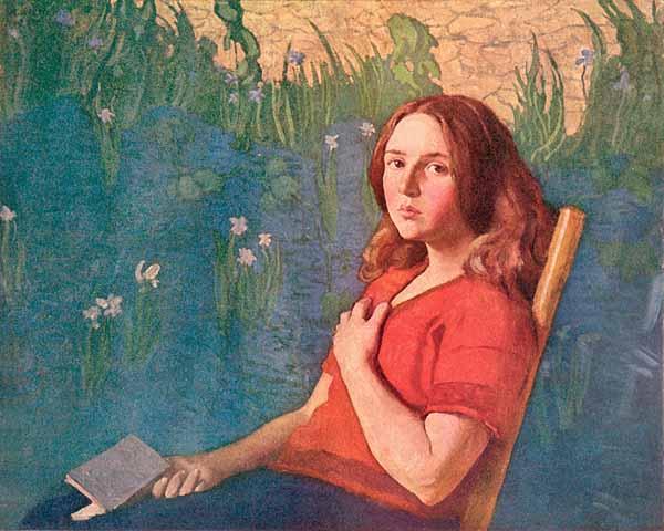 NC Wyeth silent illustration