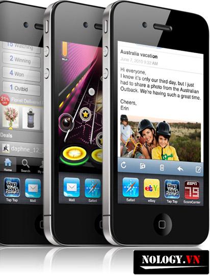 Iphone 4-phân biệt hàng lướt và hàng dựng
