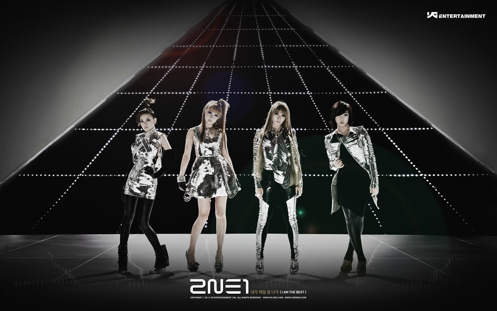 trololo blogg: Wallpaper 2ne1
