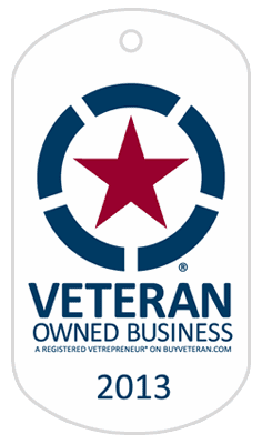 Veteran Owned Company