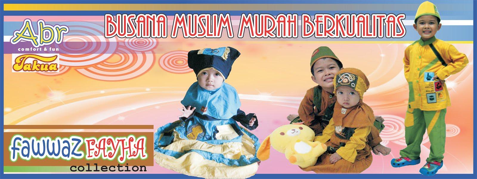 seragam baju muslim