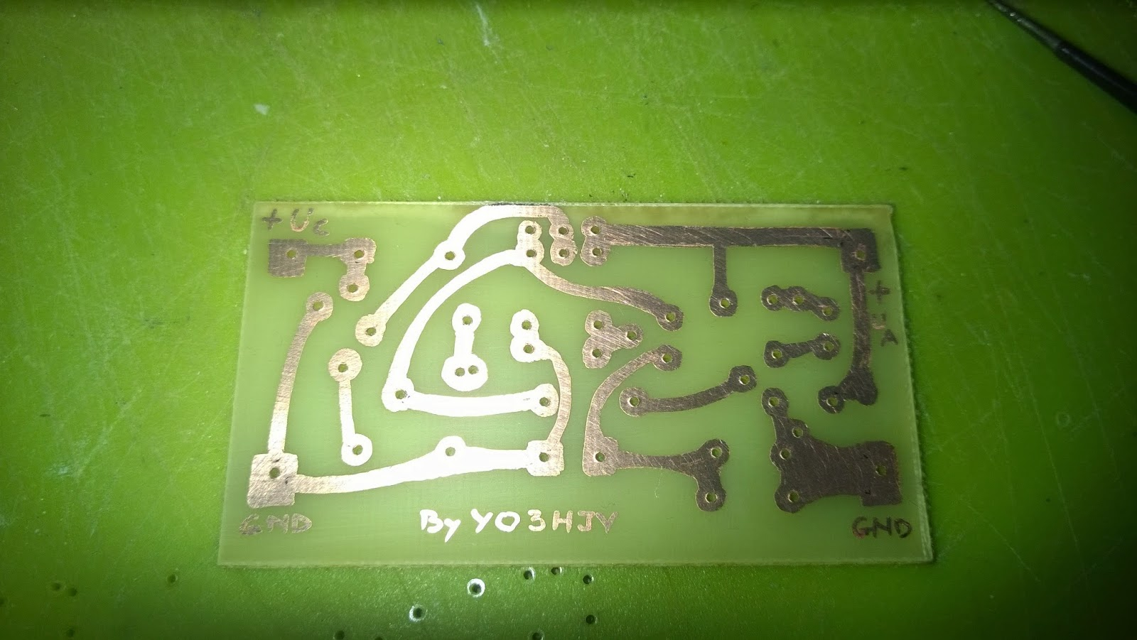 2015 Table Calculation PCB