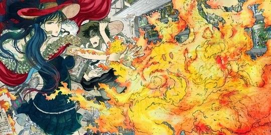 Actu Manga, Critique Manga, Kana, Manga, Shonen, Witchcraft Works,