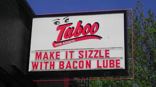Make it Sizzle with Bacon Lube