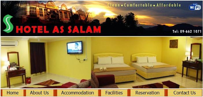 Hotel As Salam