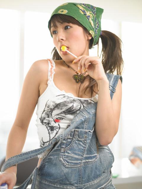 Gambar hot seksi Lee Chae-Yeon Artis Korea Seksi Dan menggoda