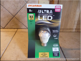 Sylvania Utra High Performance Series LED bulb