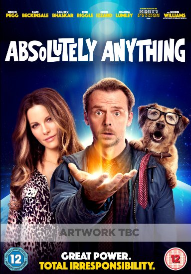 Absolutely Anything (2015) ταινιες online seires xrysoi greek subs