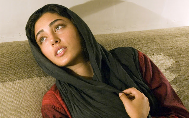 Iranian movie actress golshifteh farahani
