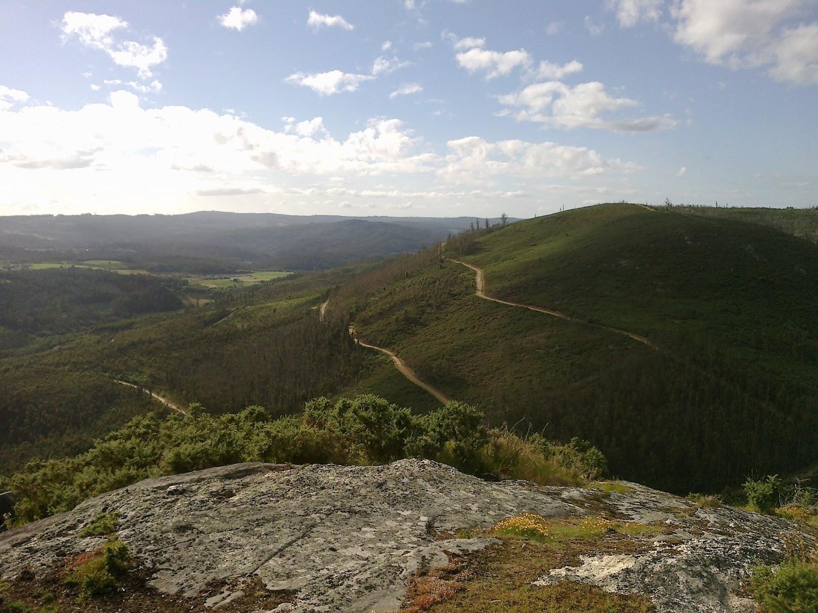 Vistas desde el Monte San Marcos