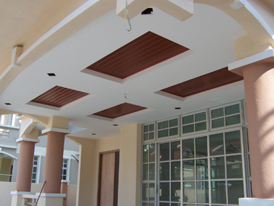 .: Plaster Ceiling Project