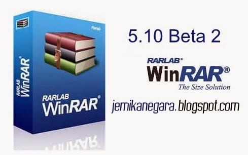 New WinRAR 5.10 Beta 2 Full