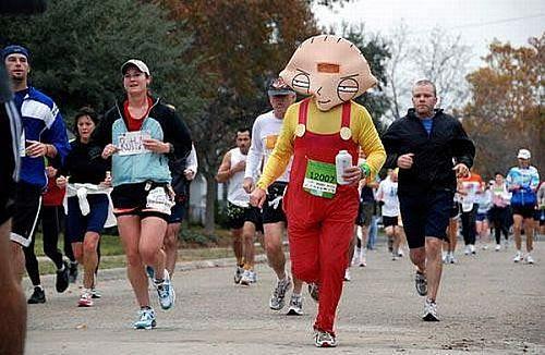 Funny Marathon
