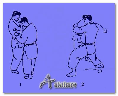 Teknik Dasar Bantingan Sumi-Otoshi - Beladiri Judo