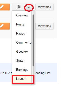 Cara Menghilangkan Navbar Pada Blogspot