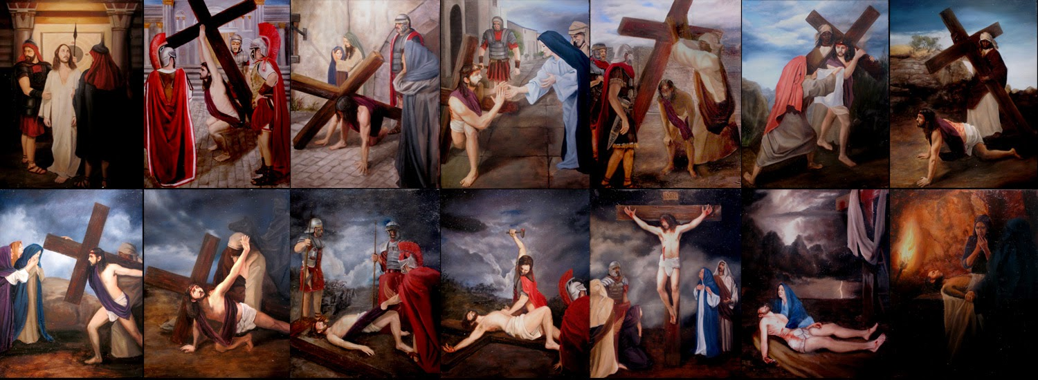 Stations of the cross by eric armusik the stations of the cross is an