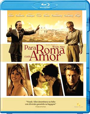 Filme Poster Para Roma com Amor BDRip XviD Dual Audio & RMVB Dublado