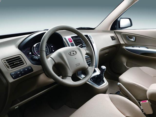 Hyundai Tucson 2014 - interior