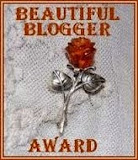 Beautiful Blogger Award - dziękuję IKKA