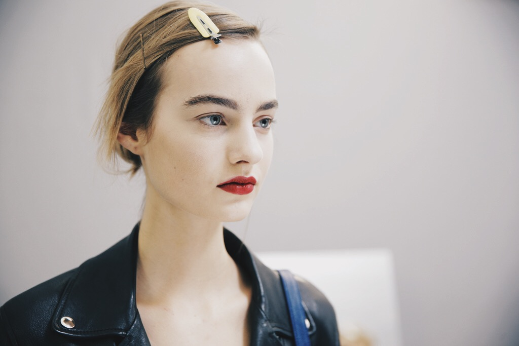 Ana Maddock- Dior Paris Haute Couture Fashion Week SS16