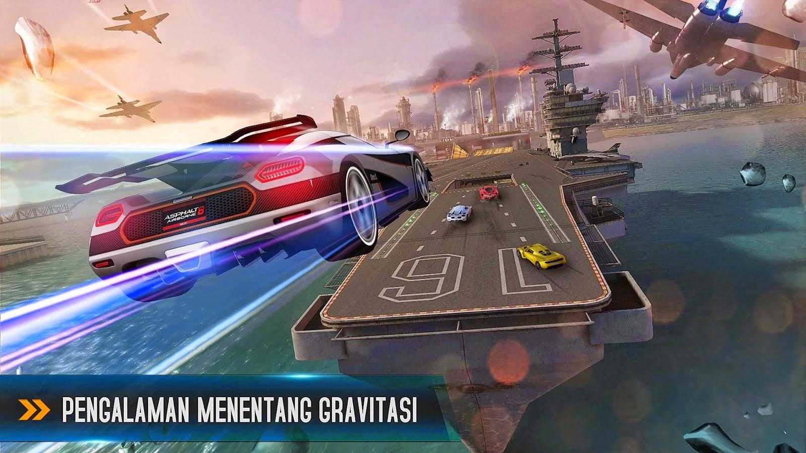 Download Mod Game Asphalt 8: Airborne [full mod]