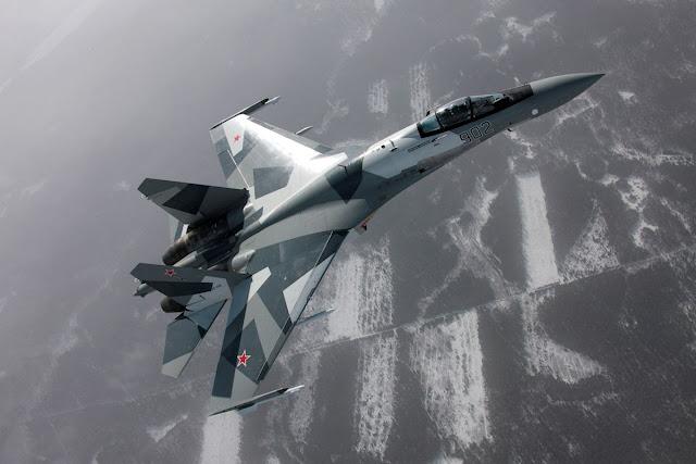 12 Jet Tempur Sukhoi Su-35 Pesanan Indonesia Segera diproduksi