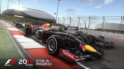 Video juego F1 2015