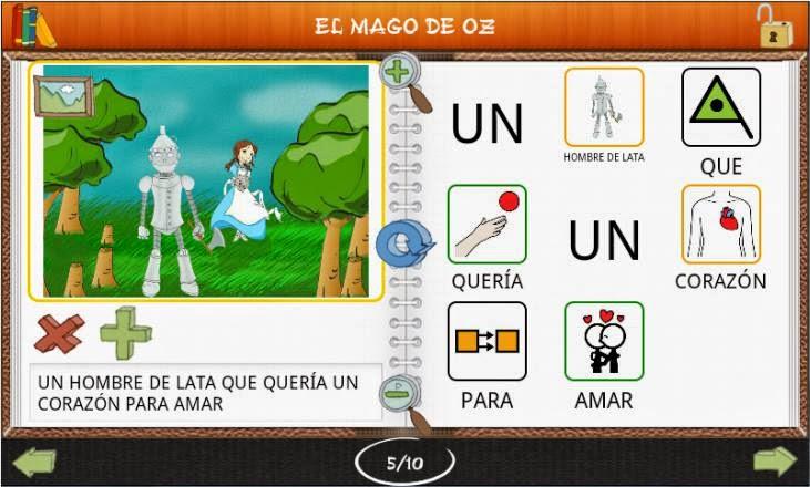 Informática para Educación Especial: Mis PictoCuentos: lánzate a ...