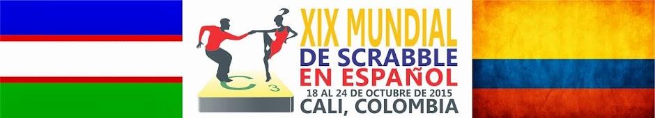 XIX Mundial de Scrabble Cali 2015