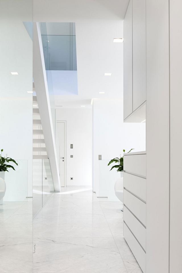 Another modern hallway