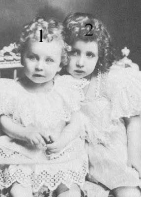 Charles-Philippe et Geneviève d'Orléans