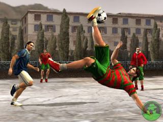 Fifa Street Video Games