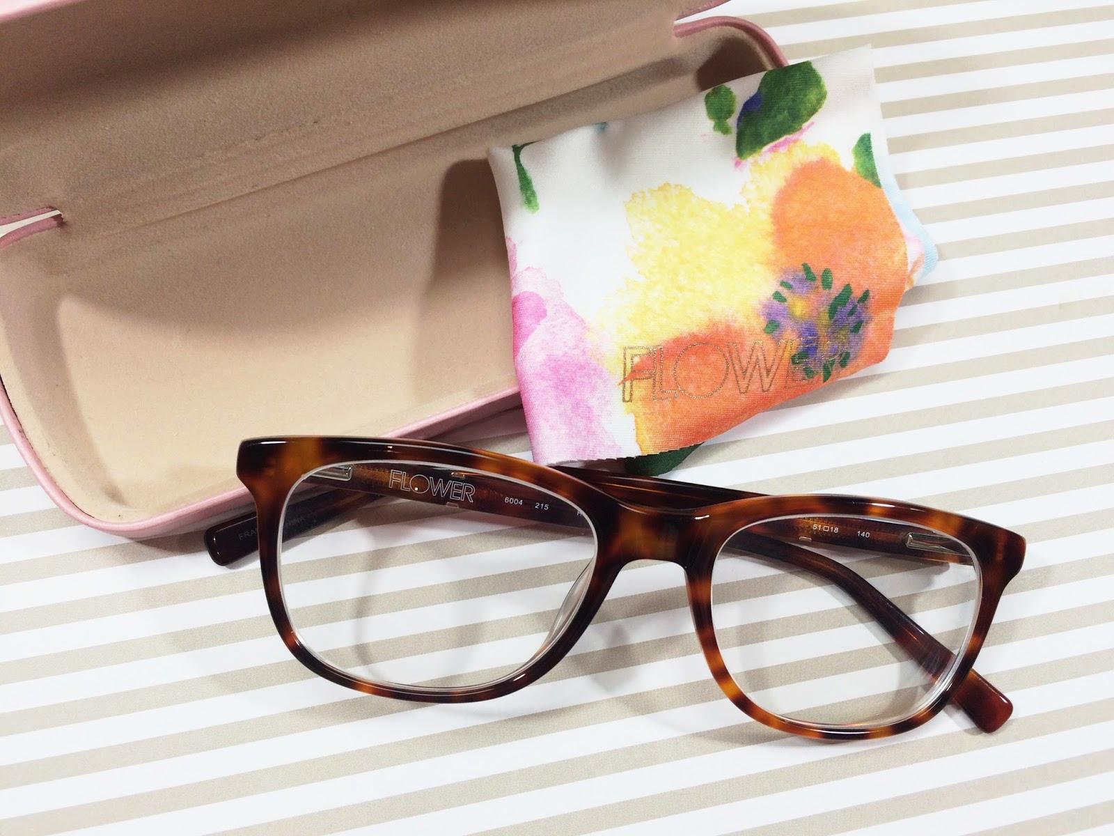 five sixteenths blog: Trend Tuesday // FLOWER Eyewear Review