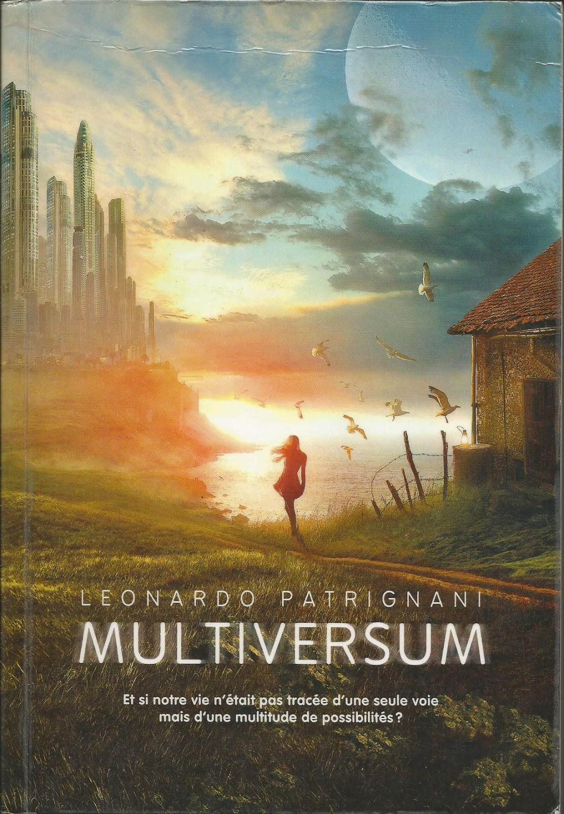 Multiversum Leonardo Patrgnani cover