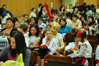World  Forum of Talented Children, Moldova, 2012 dans Dialog intercultural