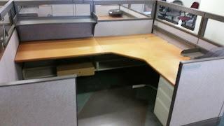 AS/IS Herman Miller modular office