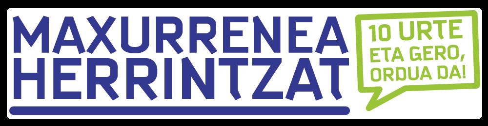 MAXURRENEA HERRINTZAT!