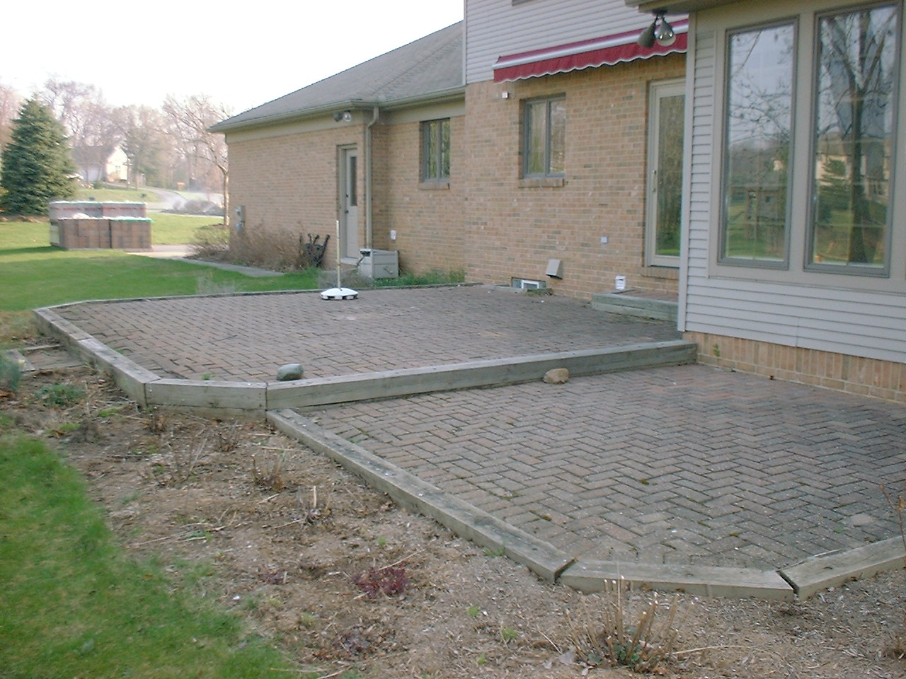 patio paver stones patio design ideas