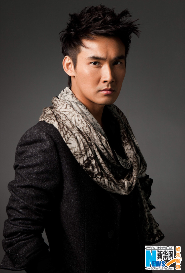 Chinese actor zhang duo