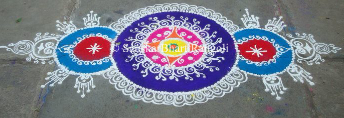 Diwali Rangoli Designs 2011