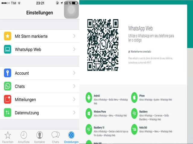 Como acessar o Whatsapp no Computador sem Baixar Nada