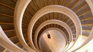 Spiral stairs of possibilities