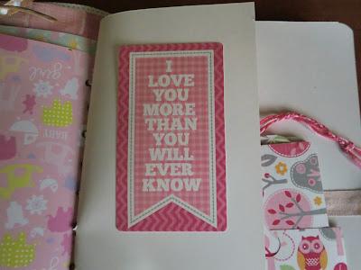 Letrero vertical rosa